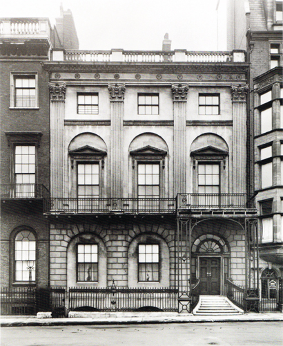20 St James's Square before 1936 - NMR