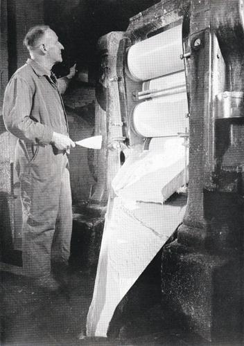 5-roll mill