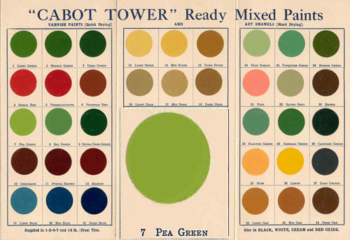 Gallery For 1930s Color Palette