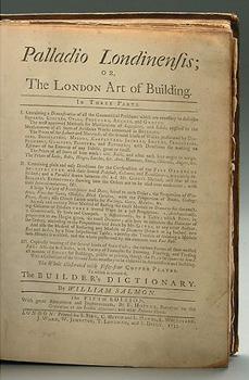 Palladio Londinensis