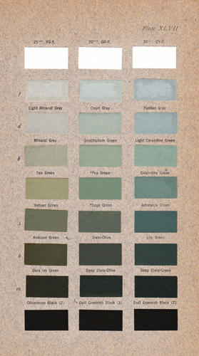 Robert Ridgway, Color Standards and Color Nomenclature