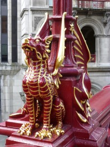 Holborn Viaduct Completed