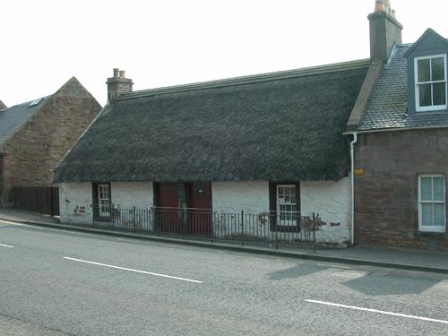 Souter Johhnie's Cottage