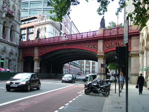 Holborn Viaduct © Steph Burningham