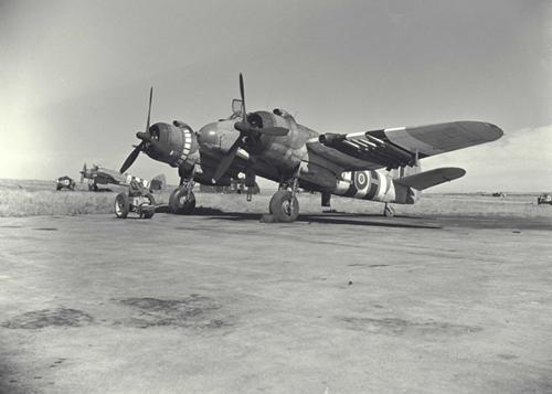 Bristol Beaufighter © 404 Squadron R.C.A.F.