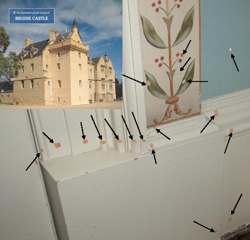 Brodie Castle Samples