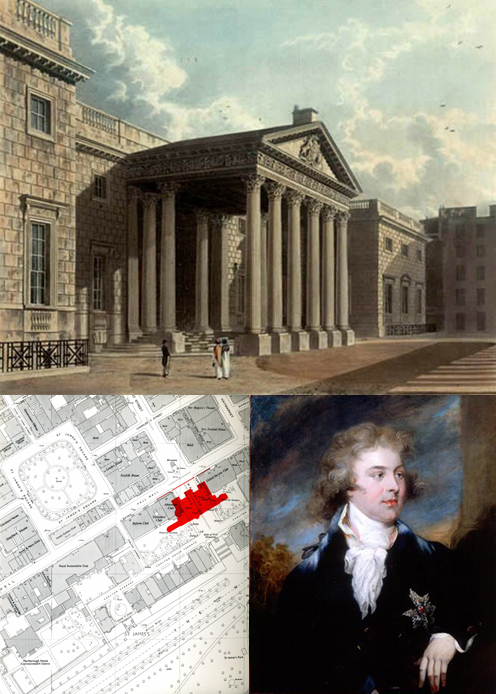 Carlton House & Location