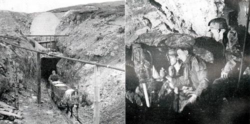 Barytes Mining
