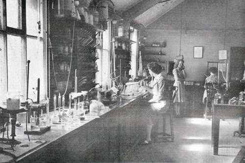 A Corner of the Works Laboratory