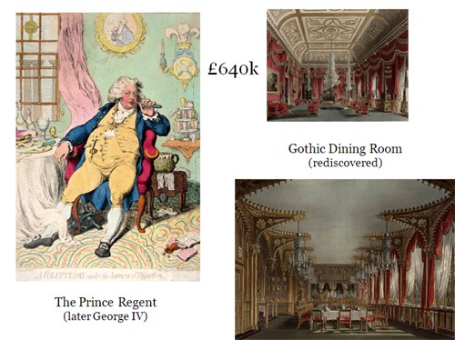 Prince Regent Debt