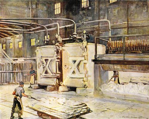 'White' Drying - Vacuum Drying Ovens (1920)