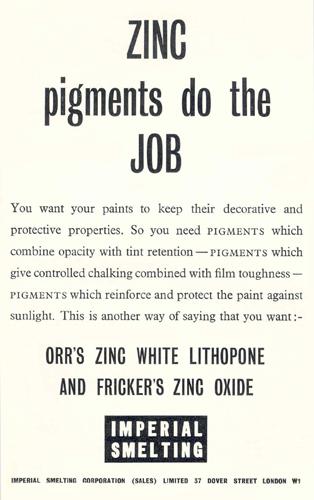 Zinc Lithopone