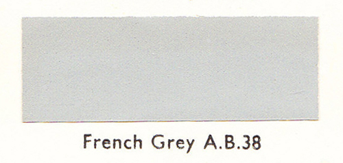 Thomas Parsons - French Grey