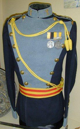 21st Lancer Tunic