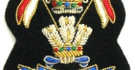 9th/12th Lancer Beret Badge