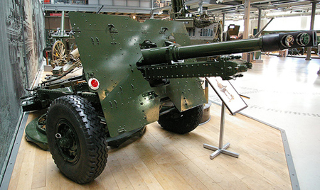 The Mirbat 25-pounder