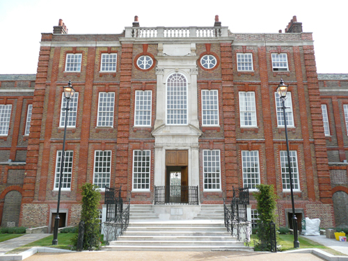 Roehampton House - main block