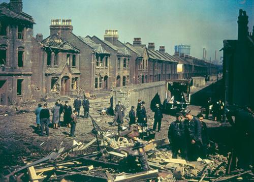 Bomb Damage