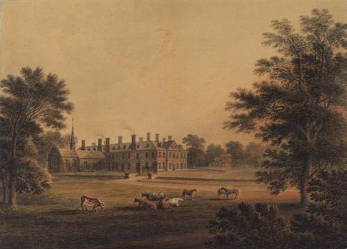 Sarsden House - John Glover