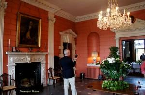 Davenport House - Entrance Hall