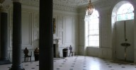 An 18th century entrance hall