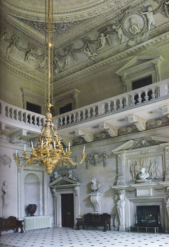 Houghton Hall - Stone Hall