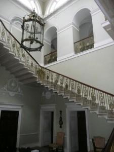 Basildon Park - Stairs