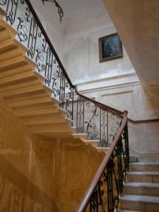 A Richmond House - Stairs