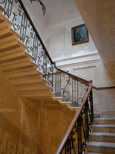 A Richmond House - Stairs