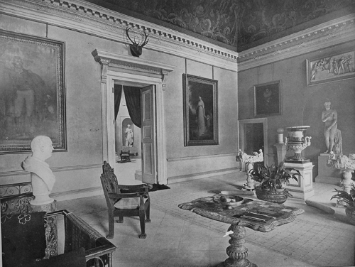 Stowe - North Hall 1921