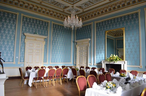 The Blue Room Restored