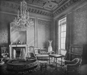 Stowe - Blue Room 1921