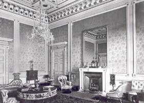 Stowe - Blue Room c1870