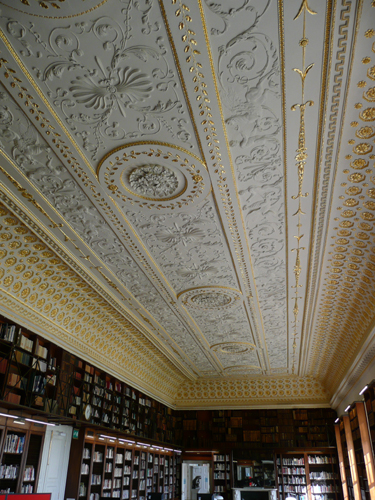 Stowe - Large :Library - Ceiling