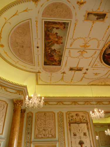 Stowe - Music Room Ceiling