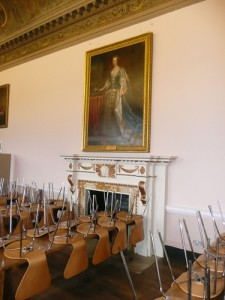 Stowe - State Dining Room - Chimneypiece