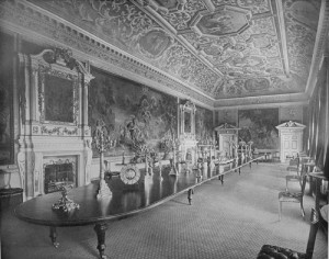 Stowe - State Dining Room 1921