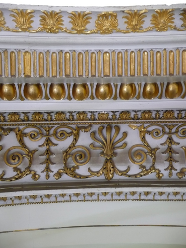 Stowe - State Drawing Room - Cornice