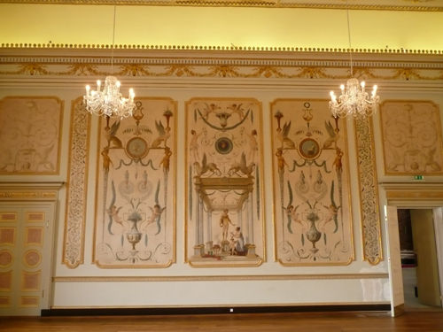 Stowe - Music Room - Grotesques & Arabesques