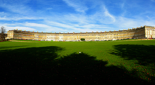 The Royal Crescent, Bath - 1767-1774