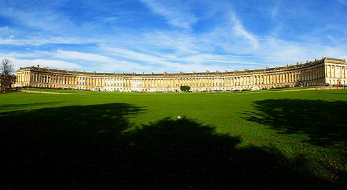 The Royal Crescent, Bath - 1767-1774
