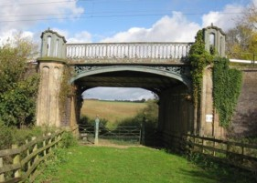 Lord Henley&#039;s Bridge  http://www.waymarking.com