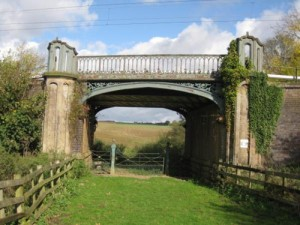 Lord Henley's Bridge © http://www.waymarking.com