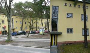 Onkel Toms Hütte - Apartment Blocks South of Allee