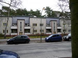 Onkel Toms Hütte  - Cubist Apartment Block