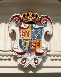 Royal Arms of Queen Anne