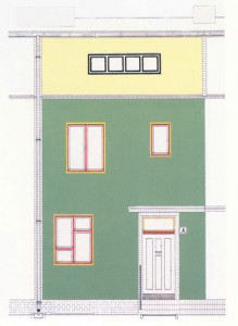 Onkel Toms Hütte - Type II House