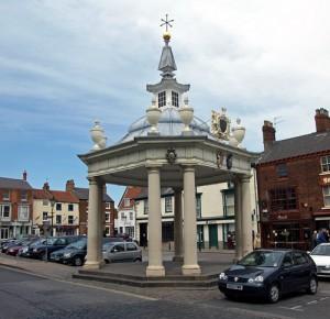 Beverley Market Cross - Wikipedia