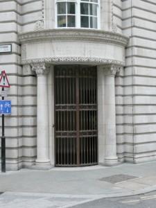 Scottish Provident Building - Gates