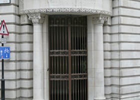 Scottish Provident Building - Gates